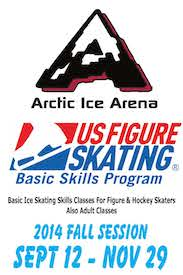 Learn to Skate at Arctic