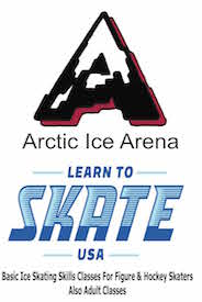 Learn to Skate at Arctic Ice Arena