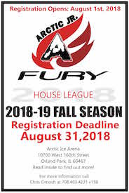 House League Hockey at Arctic Ice Arena