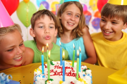 birthday parties at Arctic Ice Arena